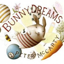 Bunny Dreams av Peter McCarty (Innbundet)