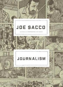 Journalism av Joe Sacco (Heftet)