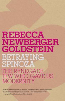 Betraying Spinoza av Rebecca Goldstein (Heftet)