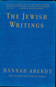 The Jewish Writings av Hannah Arendt (Heftet)