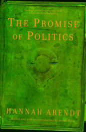 The Promise Of Politics av Hannah Arendt (Heftet)