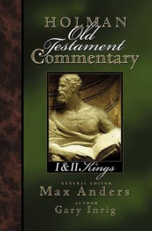 Holman Old Testament Commentary - 1 & 2 Kings av Max Anders og Gary Inrig (Innbundet)