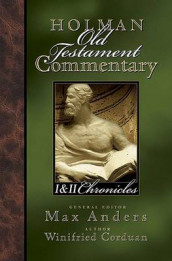 Holman Old Testament Commentary - 1st & 2nd Chronicles av Max Anders (Innbundet)