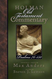 Holman Old Testament Commentary - Psalms 76-150 av Max Anders (Innbundet)