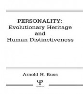 Personality: Evolutionary Heritage and Human Distinctiveness av Arnold H. Buss (Innbundet)