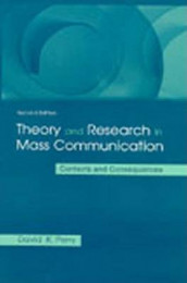 Theory and Research in Mass Communication av David K. Perry (Innbundet)
