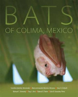 Omslag - Bats of Colima, Mexico