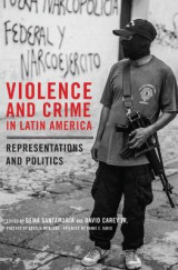 Omslag - Violence and Crime in Latin America