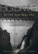 Omslag - Big Dams of the New Deal Era