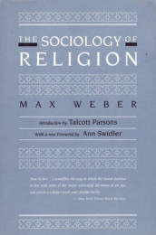 The Sociology Of Religion av Max Weber (Heftet)