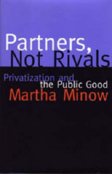 Partners, Not Rivals av Martha Minow (Heftet)