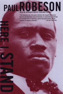 Here I Stand av Paul Robeson og Sterling Stuckey (Heftet)