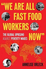 Omslag - We Are All Fast-Food Workers Now