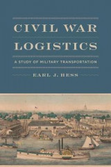 Omslag - Civil War Logistics