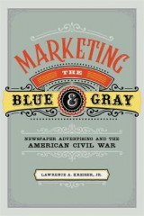 Omslag - Marketing the Blue and Gray