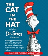 Cat in the Hat and Other Dr. Seus av Seuss Dr (Lydbok-CD)