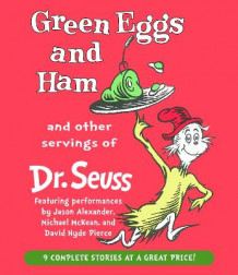 Green Eggs And Ham And Other Servings Of Dr. Seuss av Dr. Seuss (Lydbok-CD)