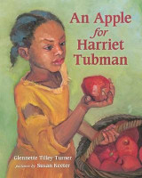 Omslag - An Apple for Harriet Tubman