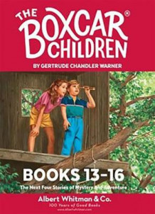 The Boxcar Children Mysteries Boxed Set #13-16 av Gertrude Chandler Warner (Heftet)