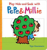 Omslag - Play Hide-And-Seek with Pepe & Millie