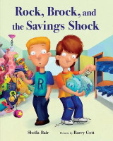 Omslag - Rock, Brock, and the Savings Shock