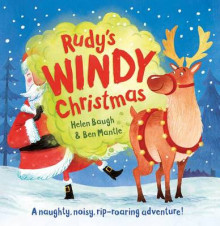 Rudy's Windy Christmas av Helen Baugh (Innbundet)