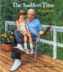 The Saddest Time av Norma Simon (Heftet)