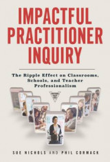 Omslag - Impactful Practitioner Inquiry