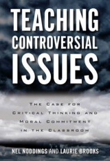 Omslag - Teaching Controversial Issues