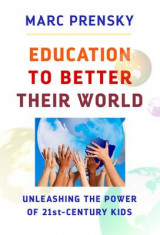 Omslag - Education to Better Their World