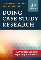 Omslag - Doing Case Study Research