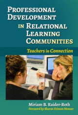 Omslag - Professional Development in Relational Learning Communities