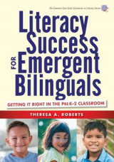 Omslag - Literacy Success for Emergent Bilinguals