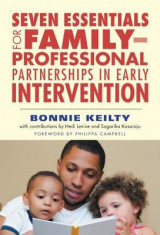 Omslag - Seven Essentials for Family-Professional Partnerships in Early Intervention