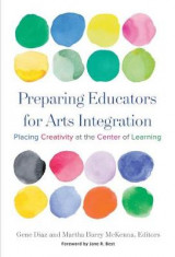 Omslag - Preparing Educators for Arts Integration