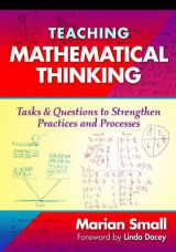 Omslag - Teaching Mathematical Thinking