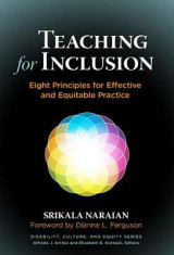 Omslag - Teaching for Inclusion