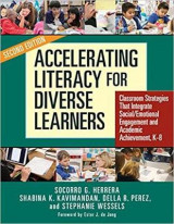 Omslag - Accelerating Literacy for Diverse Learners