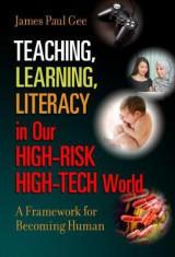 Omslag - Teaching, Learning, Literacy in Our High-Risk High-Tech World