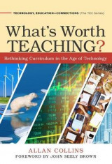 Omslag - What's Worth Teaching?