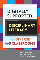 Omslag - Digitally Supported Disciplinary Literacy for Diverse K-5 Classrooms