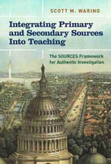 Omslag - Integrating Primary and Secondary Sources Into Teaching