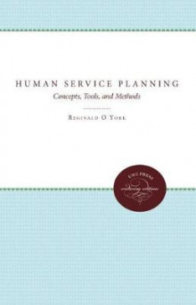 Human Service Planning av Reginald O. York (Heftet)