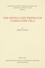 Omslag - The Novels and Travels of Camilo JosA (c) Cela