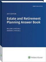 Omslag - Estate & Retirement Planning Answer Book, 2017 Edition