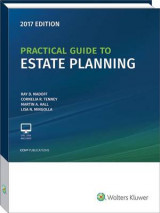 Omslag - Practical Guide to Estate Planning, 2017 Edition