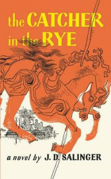 The Catcher in the Rye av J D Salinger (Innbundet)