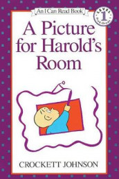 Picture for Harold's Room av Crockett Johnson Johnson (Innbundet)