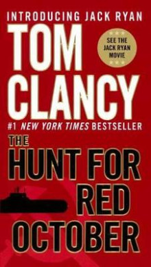 The Hunt for Red October av Tom Clancy (Innbundet)
