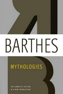 Mythologies av Roland Barthes (Heftet)